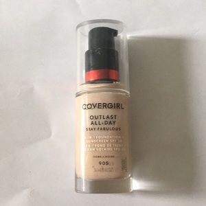 Covergirl Outlast all Day Stay Fabulous Foundation